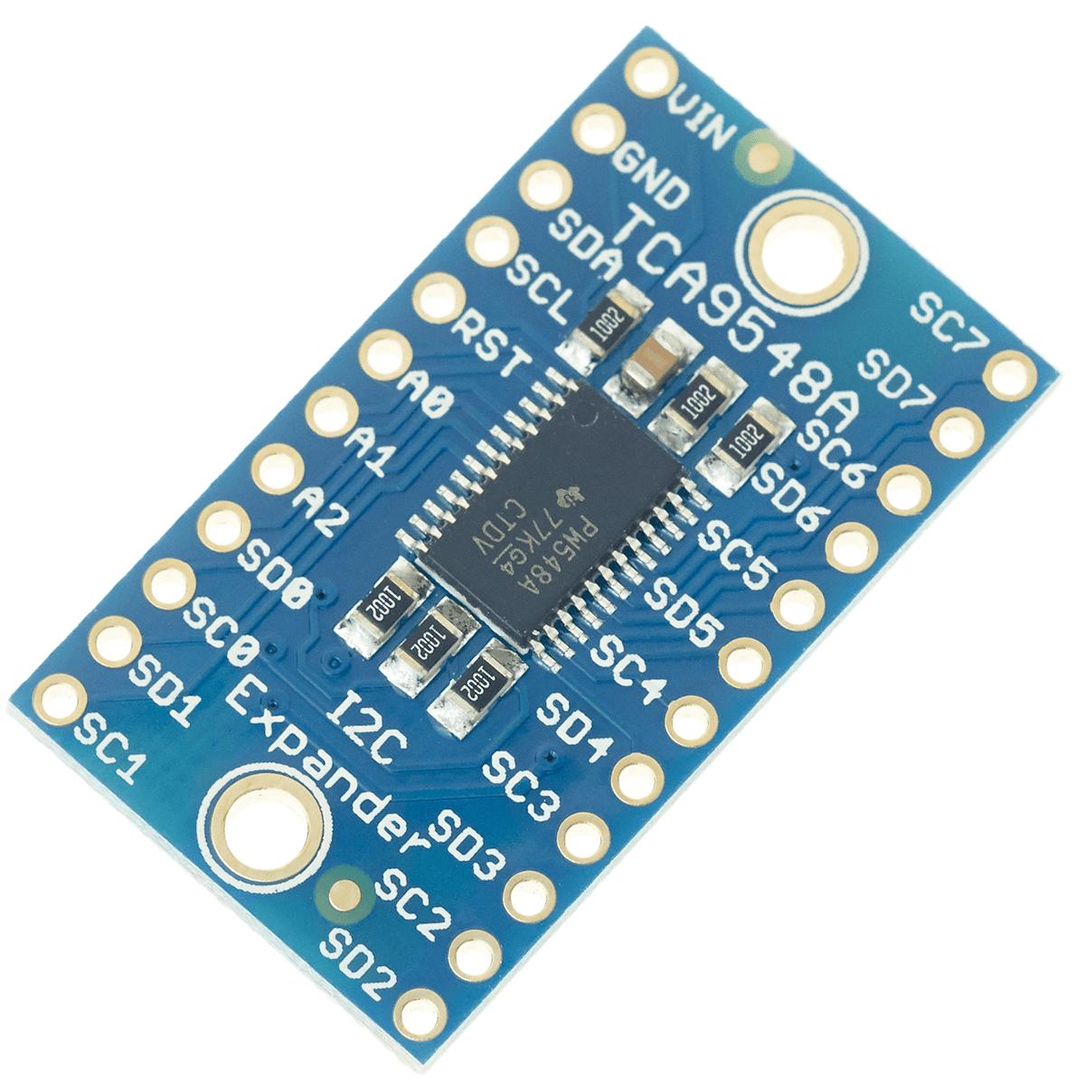Details about Adafruit TCA9548A I2C Multiplexer