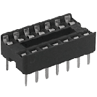 14pin Low Profile IC socket