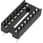 16pin Low Profile IC socket