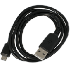 1m USB-A to Micro USB-B Cable