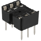 6pin Low Profile IC socket