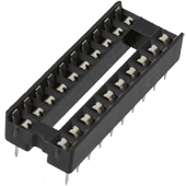 20pin Low Profile IC socket