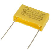 220nF Class X2 capacitor