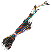 Male to Male Jumper Wires (65pk)