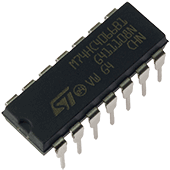 74HC4066 Quad Analog Switch