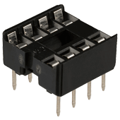 8pin Low Profile IC socket