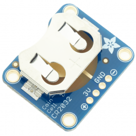 Adafruit 20mm Coin Cell Breakout Board (CR2032)