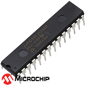 Microchip dsPIC33FJ128GP802-I/SP Microcontroller