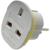Travel Plug Adaptor Europe