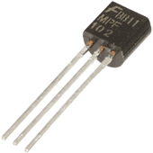 MPF102 N-Channel JFET