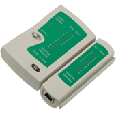 Network and Telephone Cable Tester