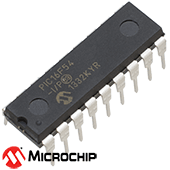 PIC16F54-I/P Microcontroller