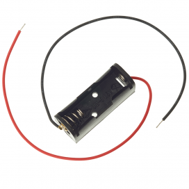 N Cell Battery Holder (Wired)