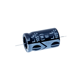 470µF 35V 20% Axial Electrolytic Capacitor