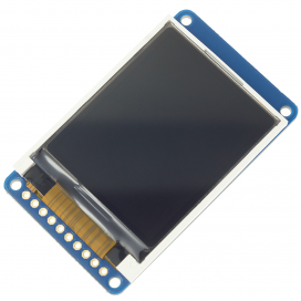 """Adafruit 1.8"""" Colour TFT LCD display with MicroSD Card Breakout"""