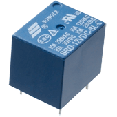 12V SPDT Miniature Relay 10A