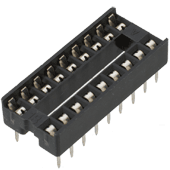 18pin Low Profile IC socket
