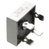 25 Amp Full-Wave Bridge Rectifier