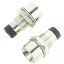 5mm Chrome LED Holder (2pk)
