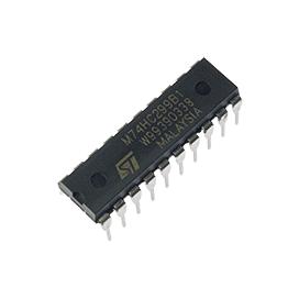 74HC299 8-bit Universal Shift Register