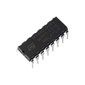 74HC597 8-Bit Shift Register