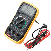 Digital Multimeter with Continuity Buzzer