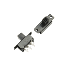 DPDT Submini Slide Switch (2pk)