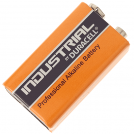 Duracell Industrial 9V Battery