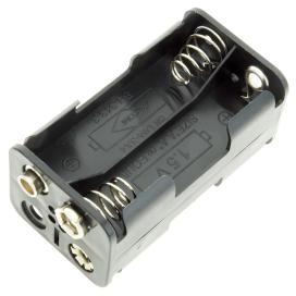 4 AA Battery Holder
