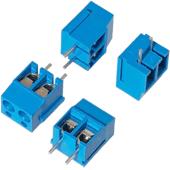 2 Position Modular PCB Screw Terminals (4pk)