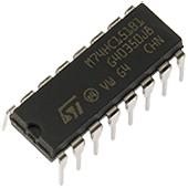 74HC151 8-Input Multiplexer