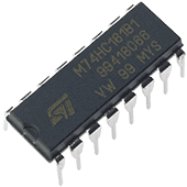 74HC161 4-Bit Counter