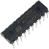 74HC299 8-bit Universal Shift Register