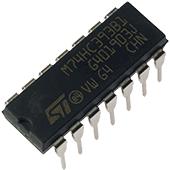 74HC393 Dual 4-Bit Binary Counter