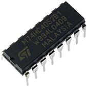 74HC4052 Dual 4-Channel Analog Multiplexer/Demultiplexer