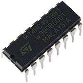 74HC4538 Dual Multivibrator