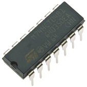 74HCT04 Hex Inverter