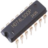 74LS00 Quad 2-Input NAND Gate