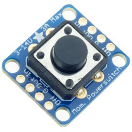 Adafruit Push-button Power Switch Breakout