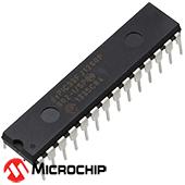 Microchip dsPIC33FJ128GP802-I/SP Microcontroller