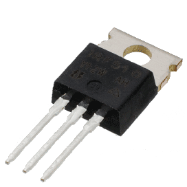 IRF510 Power MOSFET