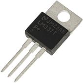 Adjustable Output, Negative Voltage Regulator
