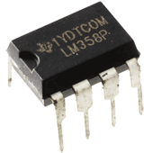 LM358P Dual Op Amp