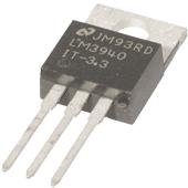 LM3940 3.3V Voltage Regulator