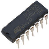 Adjustable Output Voltage Regulator 723