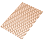 64 x 95mm Stripboard