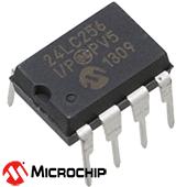 256K I2C Serial EEPROM 24LC256-I/P