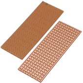 25 x 64mm Stripboard (2pk)